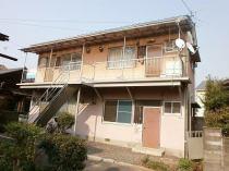永野アパートの外観写真