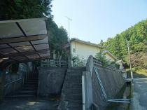 第3五十嵐団地 借家の外観写真