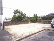 秋元SA駐車場の外観写真