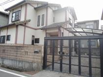吉田一戸建の外観写真