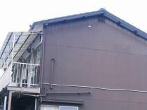 松影アパートの外観写真