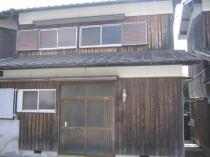 長堀 濱田能行 駐車場前戸建3DKの外観写真