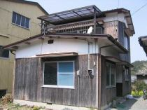 大超寺奥戸建て3DK(橋本住宅)の外観写真