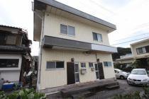 津島町柿ノ浦 実藤アパートの外観写真