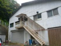 高田アパートの外観写真