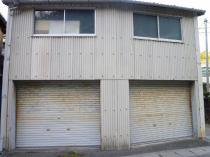 藤江鉄骨倉庫 賃3万円の外観写真