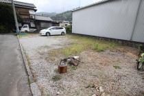 柿原池田月極駐車場の外観写真