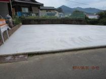 本川内 薬師神 駐車場の外観写真