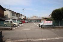 新田町 芝 駐車場の外観写真