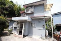 大浦 4DK 戸建 牧住宅の外観写真