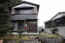 柿原石山住宅の外観写真
