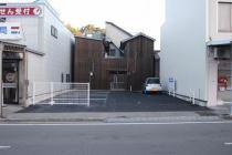 丸之内二丁目 市立宇和島病院前 駐車場の外観写真