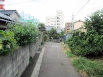 姫原1丁目土地の外観写真