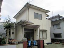 南梅本町中古住宅の外観写真