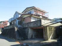 上高野町土地の外観写真