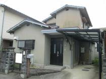 太山寺町中古住宅の外観写真