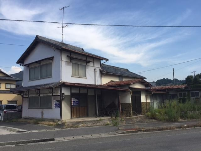 菊間町浜452番2売土地の外観写真