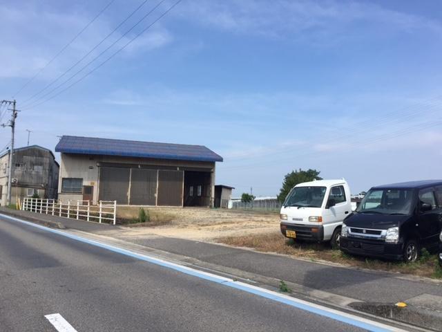 高橋甲228-1作業所(倉庫)の外観写真