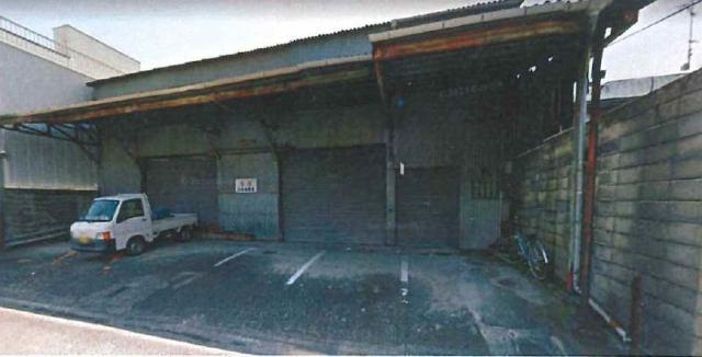 恵美須町倉庫の外観写真