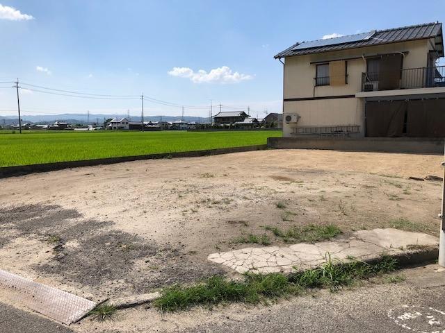 上徳 売土地の外観写真
