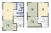土橋町小川借家3号・4号