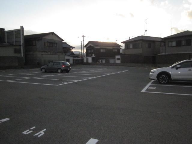 天保山駐車場の外観写真