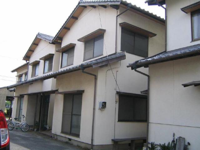 土橋町小川借家5号・6号の外観写真