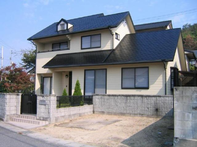 朝倉秦邸の外観写真