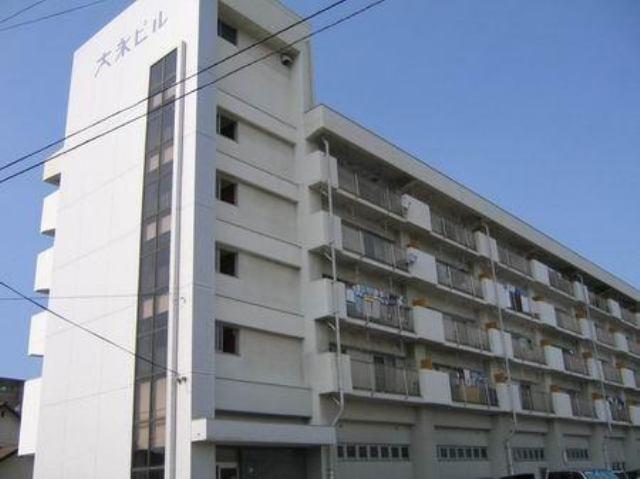 大永ビルの外観写真