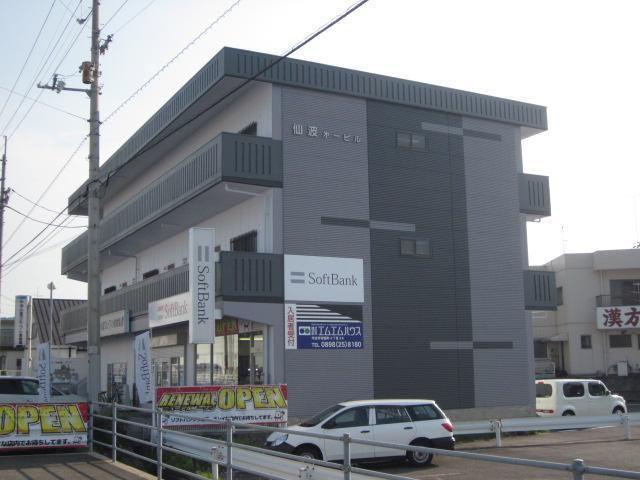仙波第一ビルの外観写真