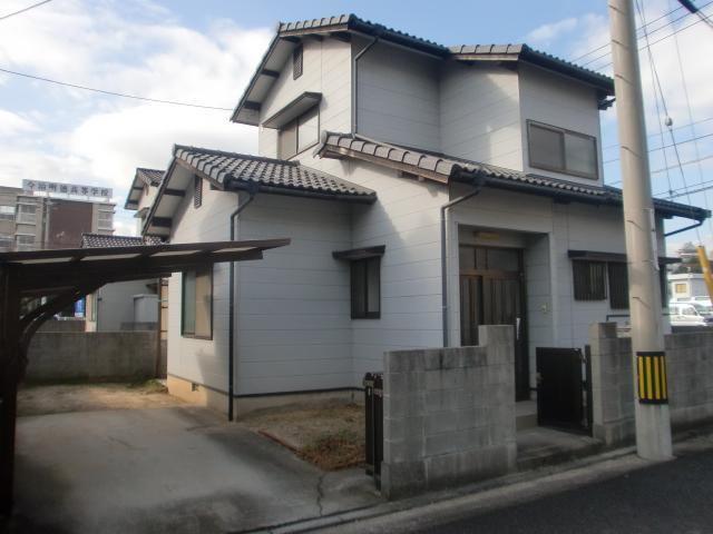 北日吉伊藤借家の外観写真