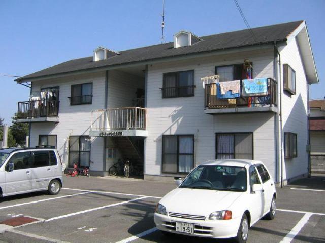 サングリーン83才館 B棟の外観写真