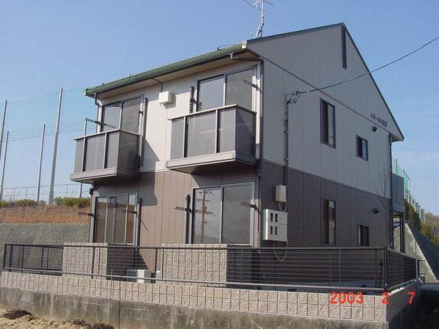 エターナル桜井の外観写真