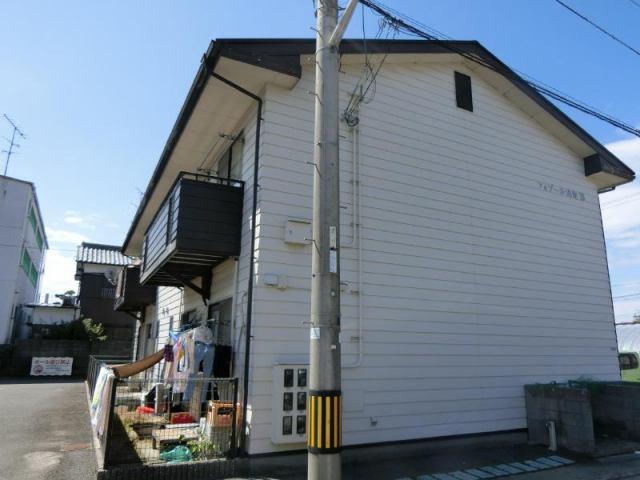 フォブール田窪の外観写真