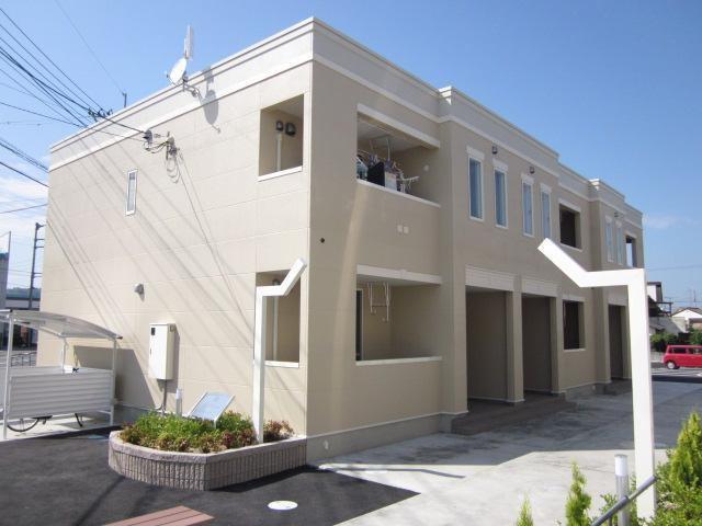 LUNA Ⅱ SAKURAIの外観写真