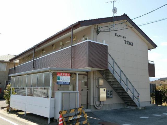 ピュアハイツ ユキの外観写真