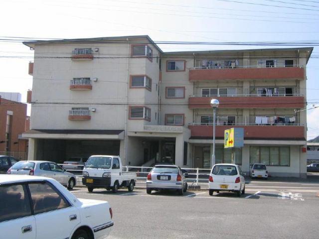 玉井タオル第2ビルの外観写真
