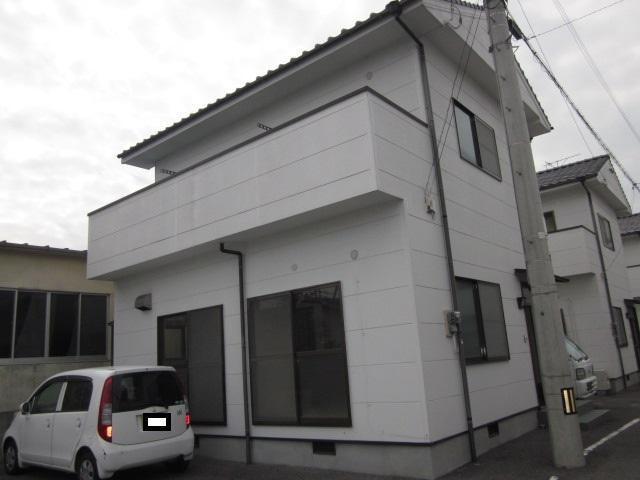 片山東洋ハイツの外観写真
