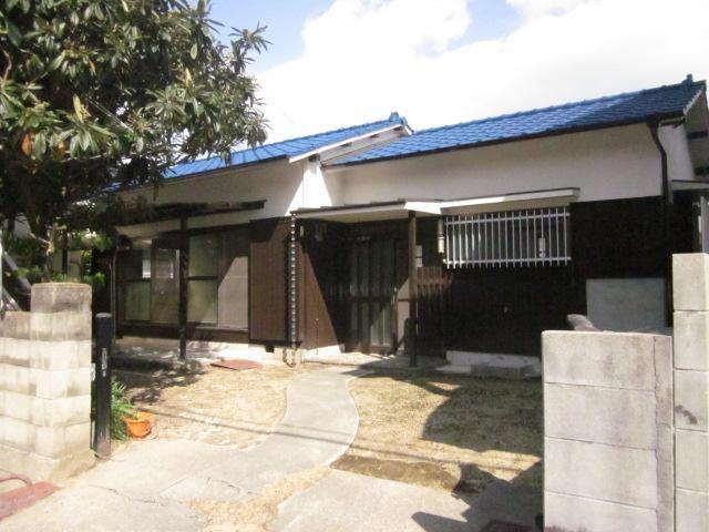 北日吉町3丁目山田借家の外観写真