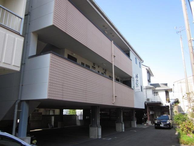 フラワーマンション2の外観写真