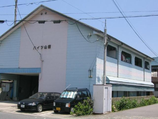 ハイツ山田の外観写真