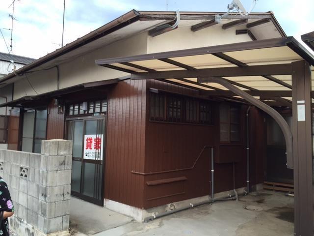立花町竹内借家の外観写真
