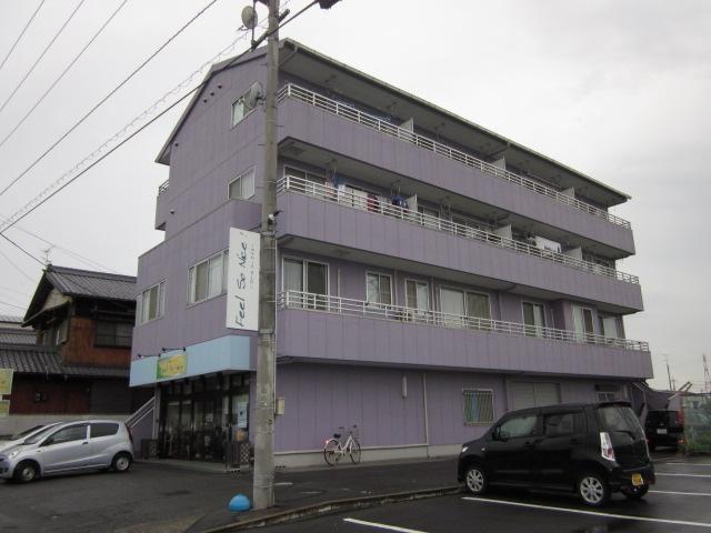 越智薬品ビルの外観写真