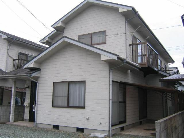 片山1丁目2戸一借家の外観写真