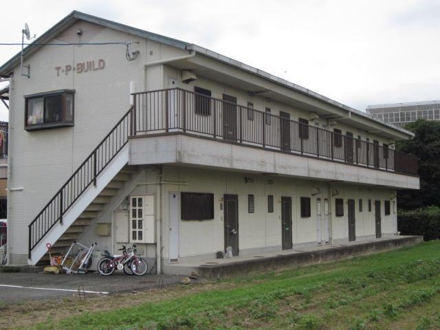 トータルプランニングビルの外観写真