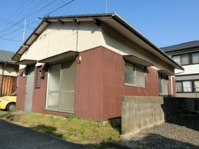 馬越町横田借家の外観写真