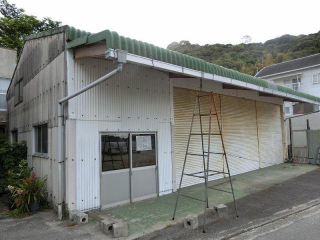 玉川町法界寺資吉倉庫の外観写真