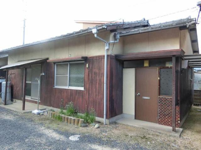 喜田村1丁目小澤借家の外観写真