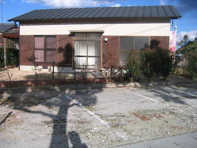 山路借家の外観写真