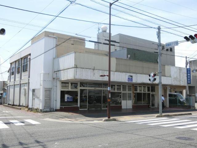 常盤町7丁目テナント(左)の外観写真